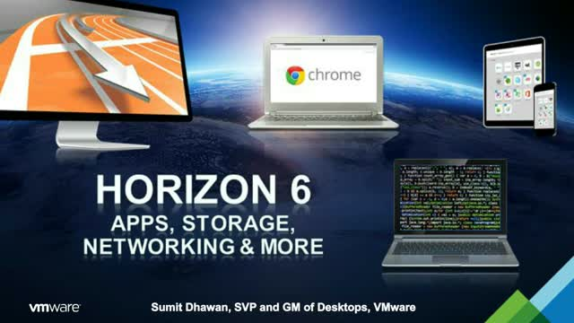 Accelerate your Desktop Transformation Strategy: Six New Additions to Horizon 6