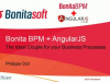 Bonita BPM + AngularJS, the ideal combination for your process