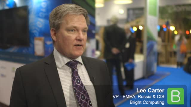Cloud Expo Europe 2015: Lee Carter, Bright Computing