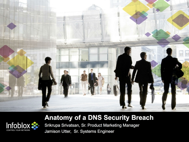Anatomy of a DNS Security Breach