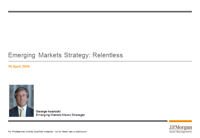 Emerging market strategy quarterly review