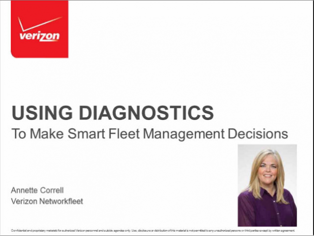 Use Diagnostics to Make Smart Fleet Decisions