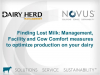 Finding Lost Milk: Management, Facility and Cow Comfort measures to optimize pro