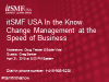 In the Know Podinar - Change Management at the Speed of Business
