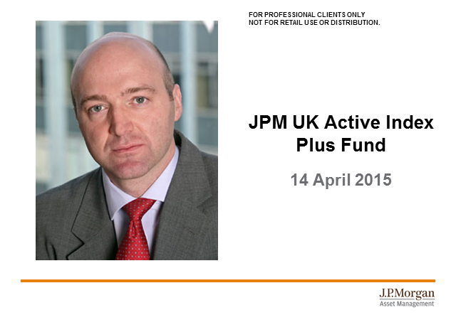 Bitesize update: JPM UK Active Index Plus Fund