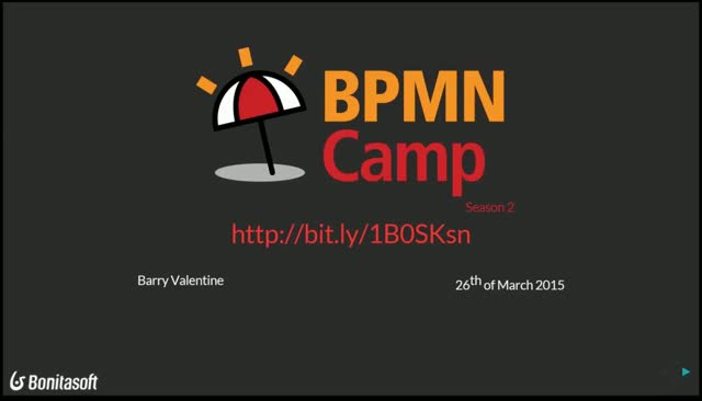 BPMN Camp - Free Virtual Training
