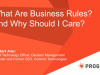 What are Business Rules & Why Should I Care?