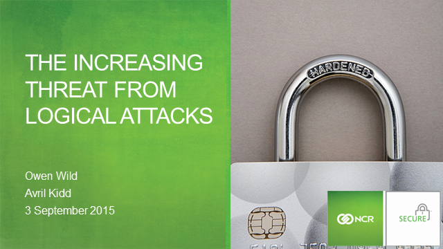 Protecting your ATM network from logical attacks