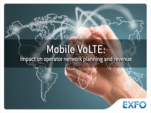 Mobile VoLTE: Impact on Operator Network Planning and Revenue