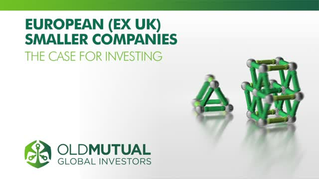 Old Mutual Europe (Ex UK) Smaller Companies Fund - The case for investing
