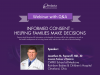 Informed Consent – Helping Families Make Decisions