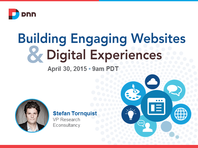 Building Engaging Websites and Digital Experiences