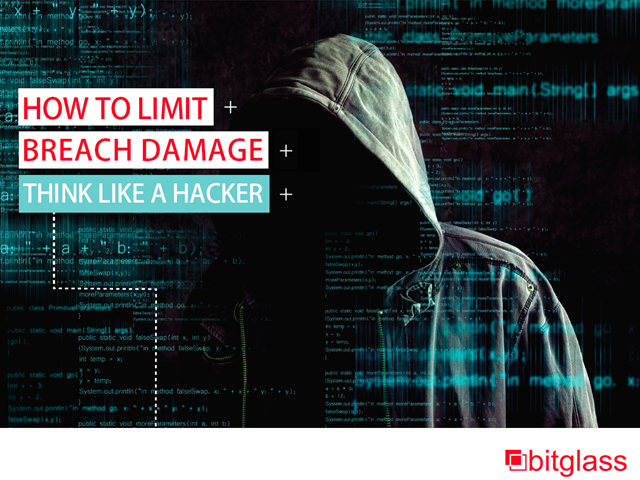 How To Limit Breach Damage - Think Like a Hacker