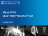 Prioritising public sector data centre energy efficiency: approach and impacts