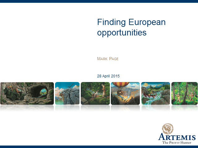 Artemis: Finding European opportunities
