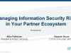 Managing Cyber Risk In Your Vendor Ecosystem