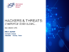 Q&A session: Hackers and Threats- Cybercrime syndicates go global