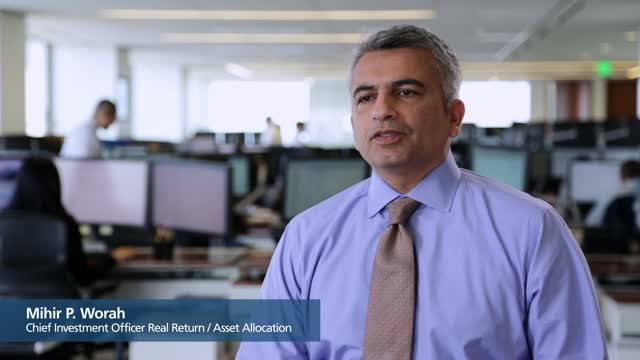Asset Allocation - where we see value