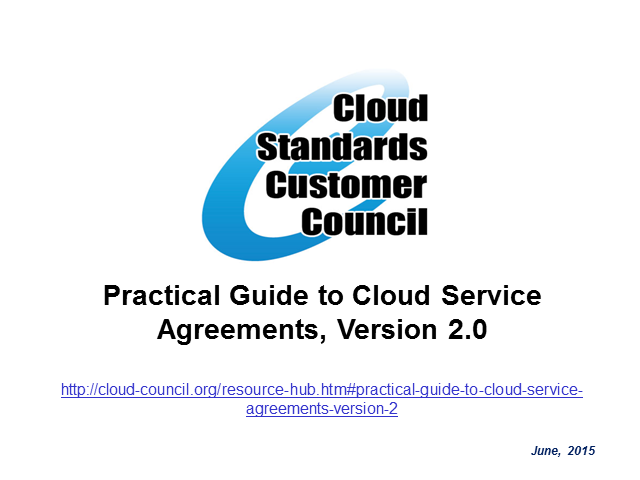 Evaluating Cloud Service Agreements (CSA): Key Criteria for Success