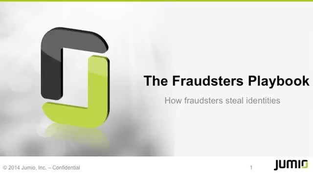 How Fraudsters Steal Identities