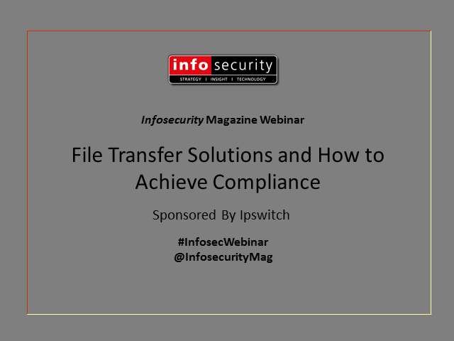 File Transfer Solutions and How to Achieve Compliance