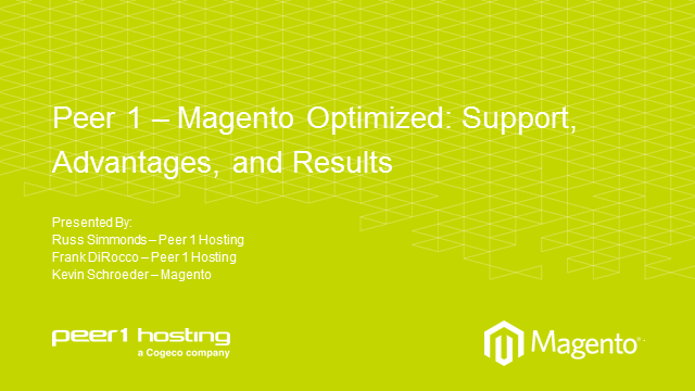 Magento Optimized: Support, Advantages, and Results