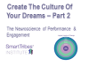 Create The Culture Of Your Dreams Part 2