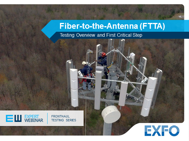 FTTA Testing Overview and First Critical Step: Fiber Inspection