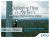 Deploying Fiber at 200 Feet–How to Keep Your Feet on the Ground