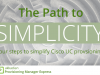 The Path to Simplicity: Four Steps to Simplifying Cisco UC Provisioning