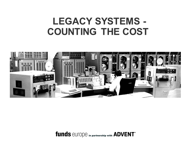 Legacy Systems - Counting The Cost