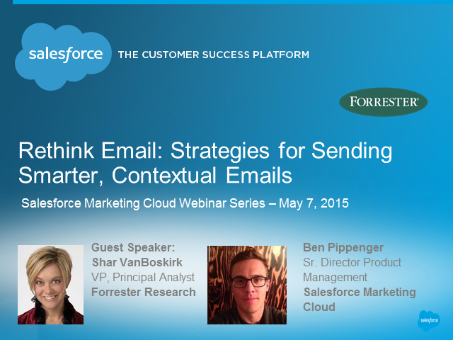 Rethink Email: Strategies for Sending Smarter, Contextual Emails
