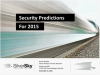 2014 Security Wrap Up and 2015 Security Predictions
