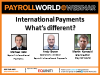 Overseas expansion: Reducing the administrative headache for payroll