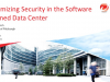 Optimizing Security in the Software Defined Data Center