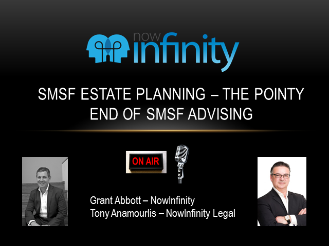Estate Planning - a Definitive Guide to SMSF, Testamentary Trusts and Wills