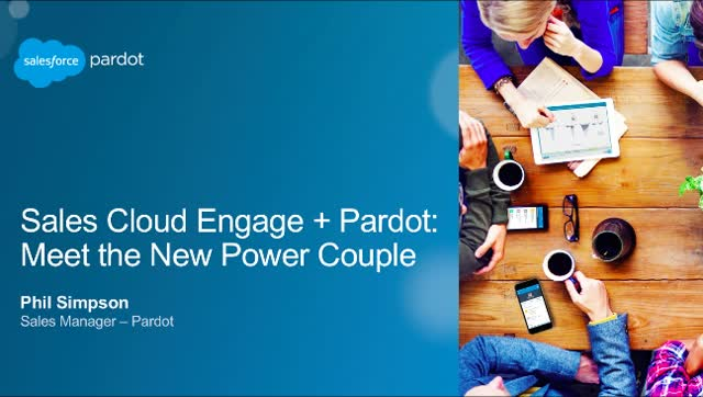 Sales Cloud Engage + Pardot: Meet the New Power Couple