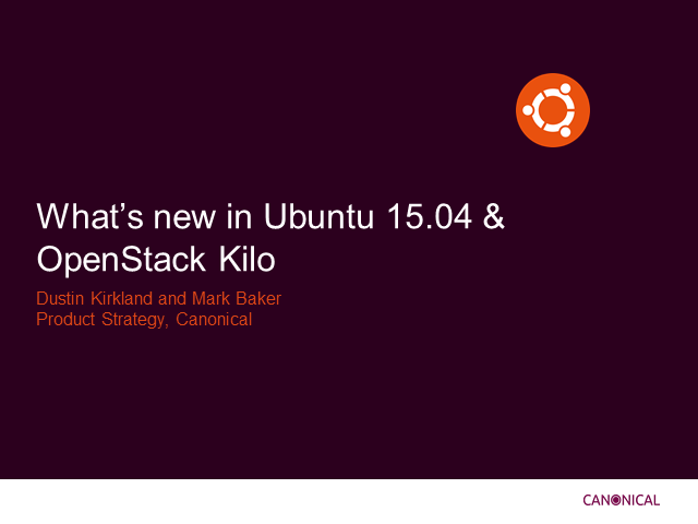 OpenStack Kilo - what's new and why it matters