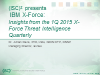 IBM X-Force: Insights from the 1Q 2015 X-Force Threat Intelligence Quarterly