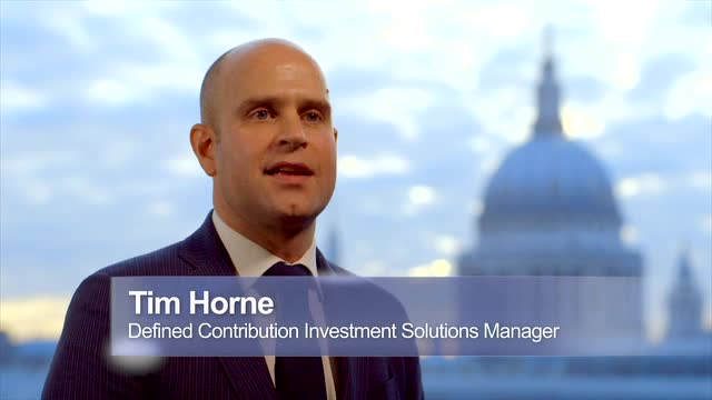 Tim Horne introduces the Schroder Life Flexible Retirement Fund