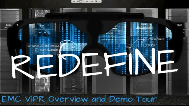 EMC ViPR: Overview & Demonstration