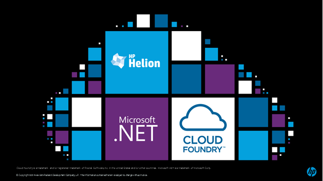 Helion Development Platform 1.2: Bringing a Full .NET Solution to Cloud Foundry®