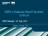 MBR's Stainless Steel Flat-rolled Outlook