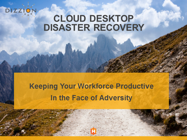 Desktops Don't Have to Be the Achilles Heel of Your DR Strategy