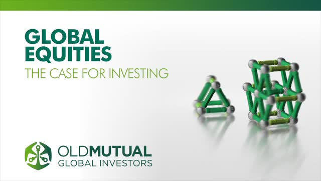 Global Equities - The Case For Investing