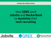 How GREE used Jobvite and HackerRank to maximize their tech recruiting