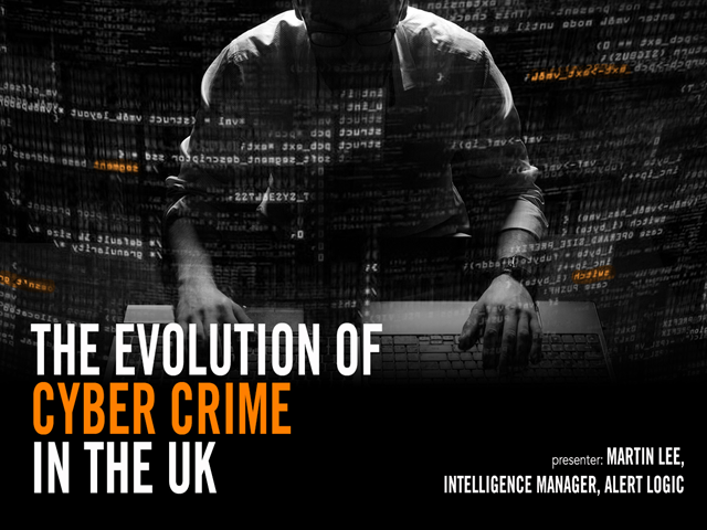Evolution of Cyber Crime in the UK
