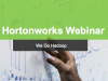 Turbocharge Data Science with Pivotal HAWQ and the Hortonworks Data Platform