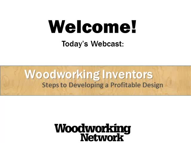 Woodworking Inventors: Steps To Developing a Profitable Design