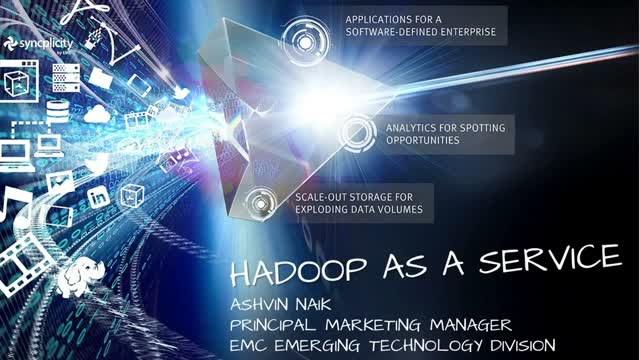 Hadoop as a service at Adobe: The largest Documented Hadoop POC - 65TB Job key l
